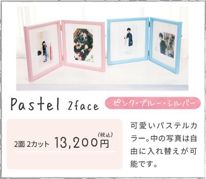 Pastel 2face