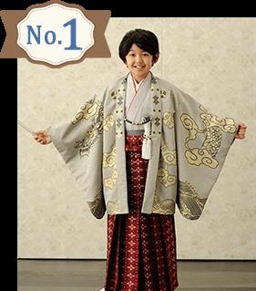 写真館で人気No.1!イケメン度が上がるスタジオCocoオススメ袴
