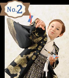 写真館オススメの強さが表現された袴!とにかくカッコ良い!