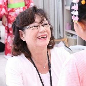 いわき店 美容課長  谷津敏子