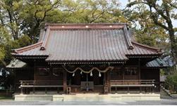 トータルフォトスタジオCoco近くのオススメ神社をご紹介